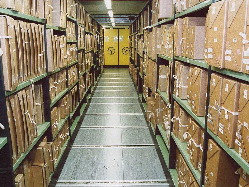Bilde av arkiv